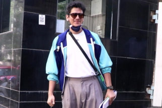 Vijay Varma spotted at Red Chillies office in Khar