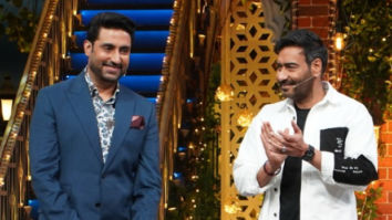 Abhishek Bachchan reveals that Ajay Devgn gave him an earful after testing positive for COVID-19