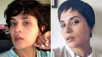 Madam Chief Minister: Richa Chadha opted to wear a wig instead of chopping her hair due to wedding plans