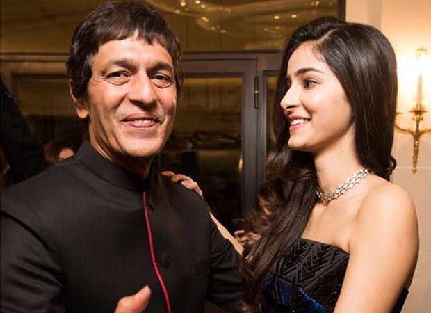 Ananya Panday reveals why she does not have the courage to watch all of father Chunky Pandey's films
