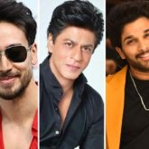 Tiger Shroff says Shah Rukh Khan is the best father in the world; praises Allu Arjun's style