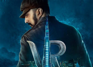 Kichcha Sudeepa's Vikrant Rona to become the world's first movie to reveal its title logo and sneak-peek on Burj Khalifa