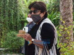 Varun Dhawan- Natasha Dalal wedding: Popular mehendi artist Veena Nagda arrives for the pre-wedding festivities