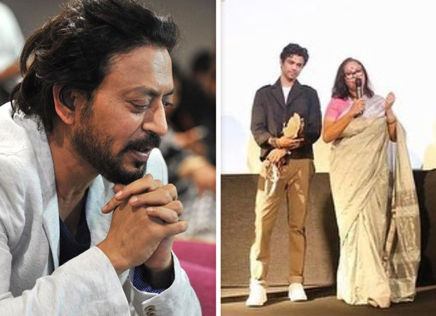 """Irrfan's finish line came too soon but he played well""- Sutapa Sikdar gives a moving speech at the 51st IFFI"