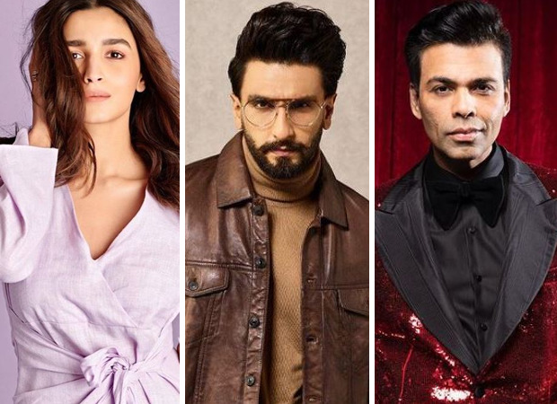 Alia Bhatt and Ranveer Singh to star in a love story directed by Karan Johar