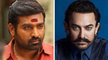 """Aamir Khan is the sweetest kindest gentleman!"" - Vijay Sethupathi"