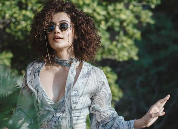 """I don't allow it to get to me,"" says Taapsee Pannu on the toxicity of social media"