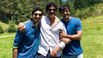 """""""I was treated like a king by Karan Johar; don't have any scenes together with Amitabh Bachchan"""", says Nagarjuna while talking about shooting Brahmastra"""