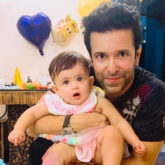 Aamir Ali shares the first picture of his daughter Ayra Ali, leaving the netizens gushing over the father-daughter duo