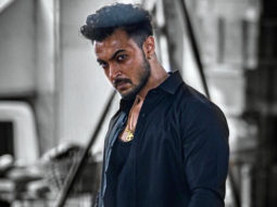 Aayush Sharma looks fierce as a gangster in the new still from Antim - The Final Truth