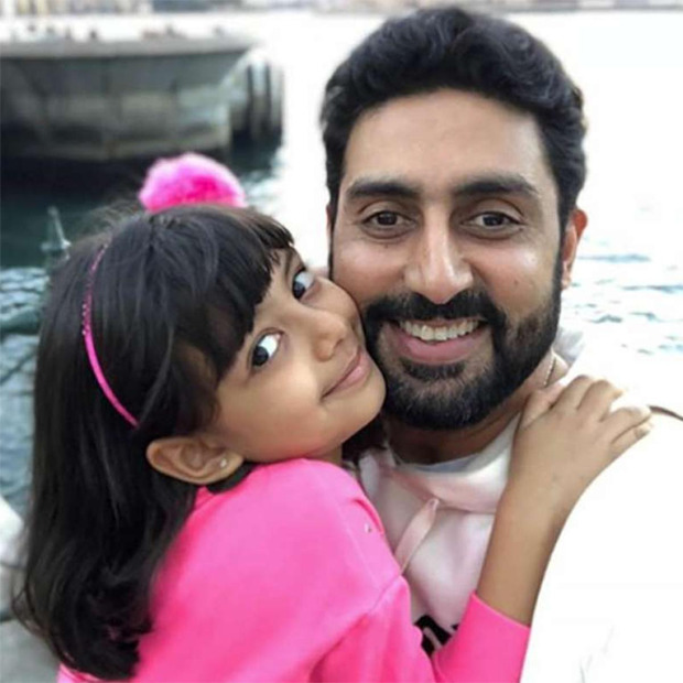 Abhishek Bachchan flies off to Hyderabad to be with his girls