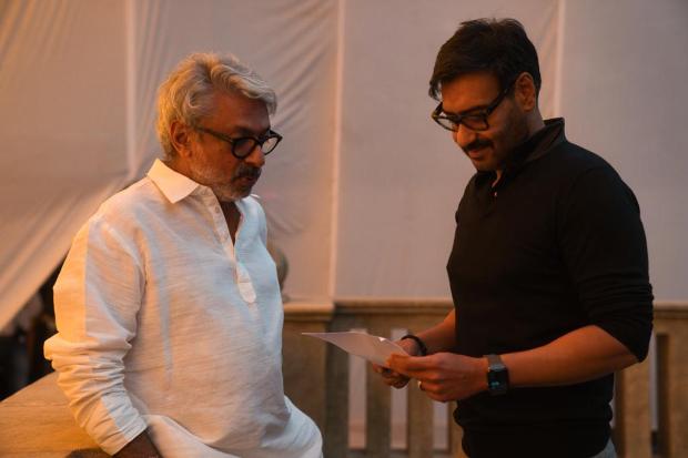 Ajay Devgn reunites with Sanjay Leela Bhansali after 22 years for Alia Bhatt starrer Gangubai Kathiawadi