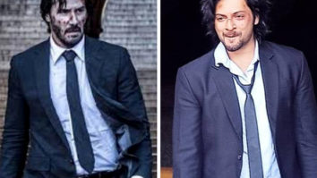 Ali Fazal goes the Keanu Reeves way in his mysterious John Wick inspired look for his next!