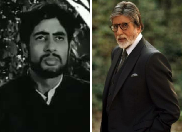 Amitabh Bachchan shares then and now pictures as he completes 52 years in film industry