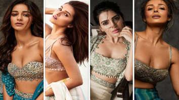 Ananya Panday, Tara Sutaria, Samantha Akkineni, Malaika Arora among others raise the temperature in regal photoshoot as Arpita Mehta completes 10 years