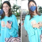 Ananya Panday spreads vibrant vibes in Palm Angels sweatershirt, carries Christian Dior tote worth over Rs. 2.59 lakhs