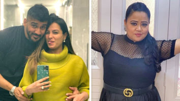 Anita Hassanandani and Rohit Reddy's baby boy's name revealed by Bharti Singh