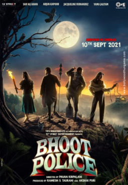 First Look Of Bhoot Police