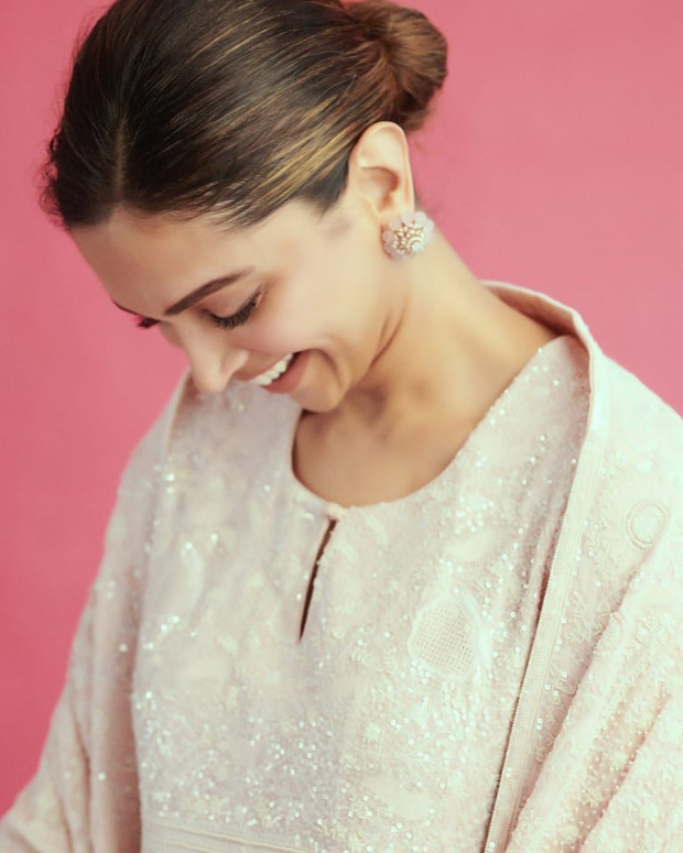 Deepika Padukone brings desi glow whilst kicking off February with a wide smile