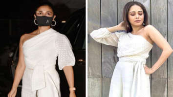 FASHION FACE-OFF: Alia Bhatt or Nushrratt Bharuccha – who donned all-white look better?