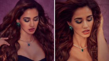 Disha Patani's smokey eye makeup is perfect for a date on Valentine's Day
