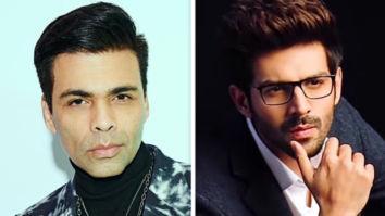 Karan Johar's BIG disagreement with Kartik Aaryan; both not speaking to each other