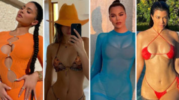 Kylie Jenner, Kim Kardashian, Kendall Jenner, Khloe Kardashian, Kourtney Kardashian set the temperature soaring in bikinis during Turks and Caicos vacation