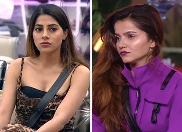 Nikki Tamboli shocked to see Rubina Dilaik speaking ill of her in the beginning of Bigg Boss 14 : Bollywood News – Bollywood Hungama