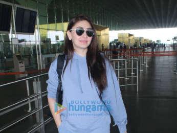 Photos Disha Patani, Ankita Lokhande, Gurmeet Choudhary and others snapped at the airport