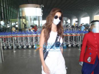 Photos: Disha Patani, Ankita Lokhande, Gurmeet Choudhary and others snapped at the airport