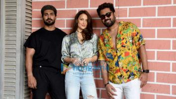Photos: Elli AvrRam, Rahul Jain, Salman Yusuff Khan spotted at Ophelia Lounge in Goregaon