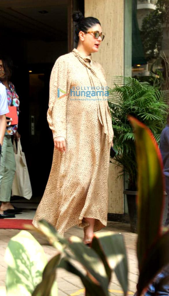 Photos: Kareena Kapoor Khan spotted in Bandra with Taimur Ali Khan