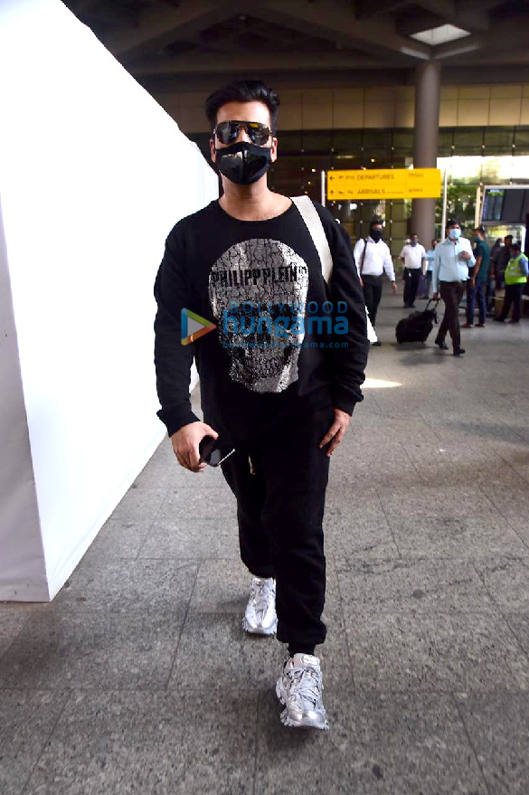 Photos: Pulkit Samrat, Isabelle Kaif, Sandeepa Dhar others snapped at the airport