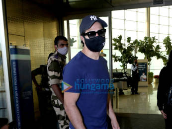 Photos: Shraddha Kapoor, Varun Dhawan, Amyra Dastur and others snapped at the airport