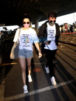Photos: Shraddha Kapoor, Varun Dhawan, Amyra Dastur and others snapped at the airport