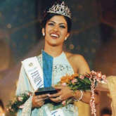 """""""20 years have gone by in the blink of an eye"""" - says Priyanka Chopra reminiscing about winning Miss India"""
