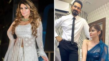 Rakhi Sawant says her stint with Abhinav Shukla on Bigg Boss 14 got a go-ahead from his wife Rubina Dilaik