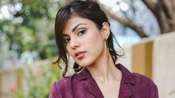 Rhea Chakraborty blocked from Chehre poster; big blow to her plans to make a comeback to Bollywood