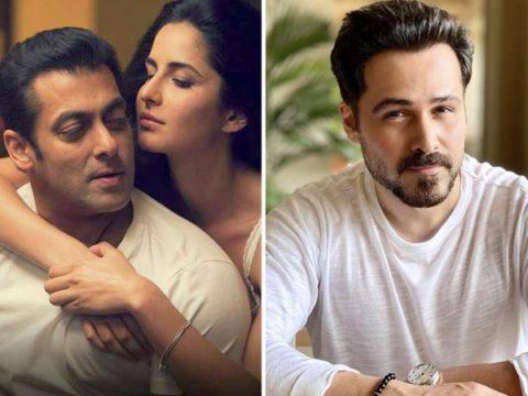Salman Khan, Katrina Kaif, Emraan Hashmi attend puja at YRF before Tiger 3 starts shooting