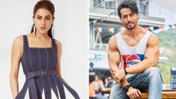Sara Ali Khan to play the main lead in Tiger Shroff's Baaghi 4