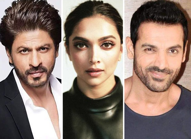 Shah Rukh Khan, Deepika Padukone and John Abraham starrer Pathan to release in 2022