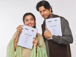 Sidharth Malhotra and Rashmika Mandanna share first look from Mission Majnu