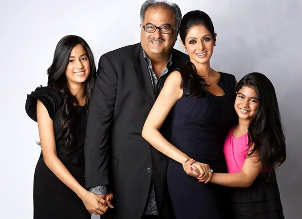 THROWBACK When young Janhvi Kapoor looked almost unrecognizable in a family picture with Boney Kapoor and Sridevi