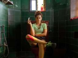 Taapsee Pannu is edgy as she gears up for the crazy ride in the first look of Looop Lapeta