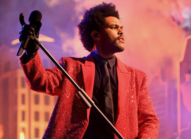 The Weeknd brings the house down as he closes his Superbowl Halftime 2021 performance with 'Blinding Lights'