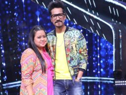 Transgenders give special blessings to Bharti Singh and Harsh Limbachiyaa on Indian Idol 12 to be blessed with a baby girl