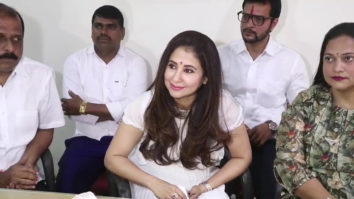 Urmila Matondkar celebrates her birthday with old age people and orphans