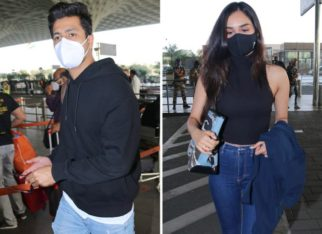 Vicky Kaushal and Manushi Chhillar head to Maheshwar for the shoot of YRF's next