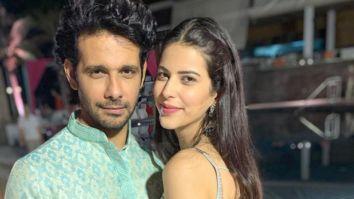 Viraf Patel gets engaged to actress Saloni Khanna