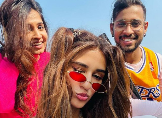 Disha Patani gives a twist to the retro song 'Mere Naseeb Mai' with her dance moves